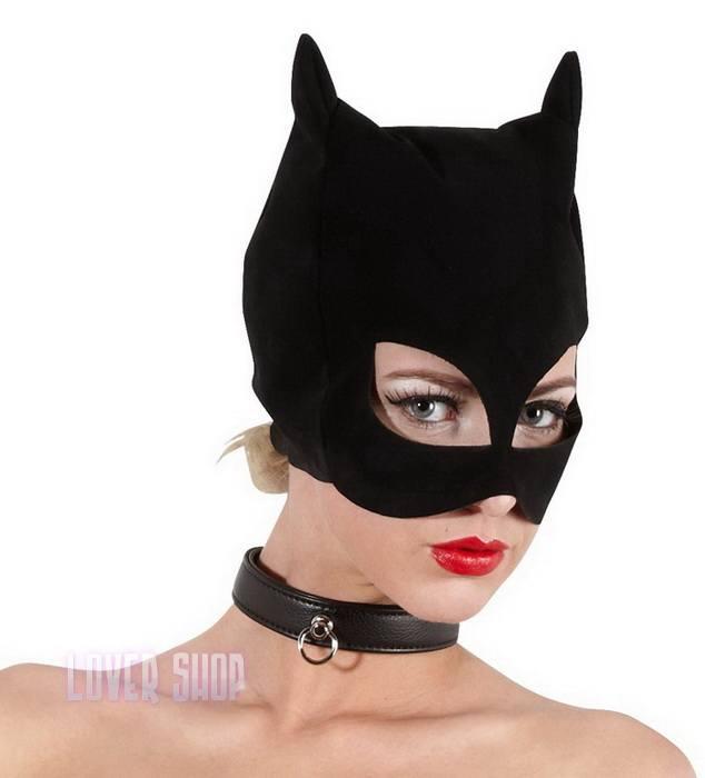 Маска кошки Cat Mask Bad Kitty