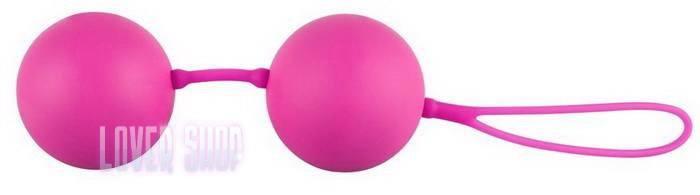 Вагинальные шарики XXL Balls Pink