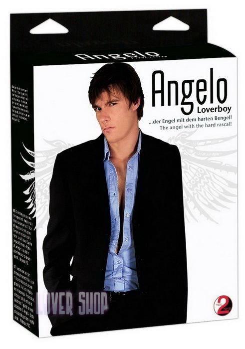 Секс кукла Angelo Loverboy