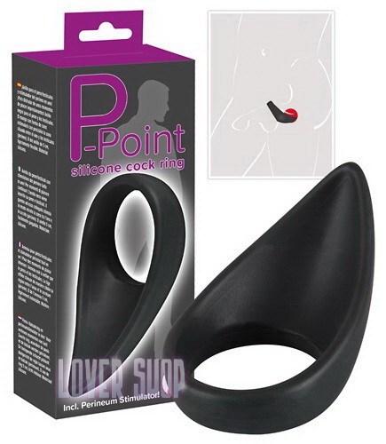 Эрекционное кольцо P-Point Silicone Cock Ring