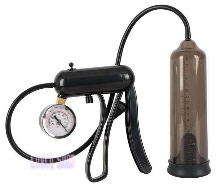 Вакуумная помпа Mister Boner Professionals Pump с манометром