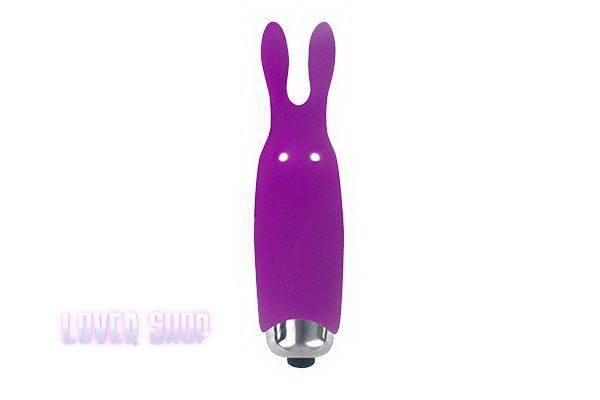 Минивибратор Adrien Lastic Pocket Vibe Rabbit Purple