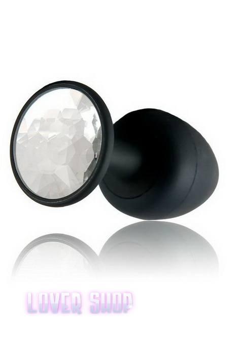 Анальная пробка Marc Dorcel Geisha Plug Diamond L