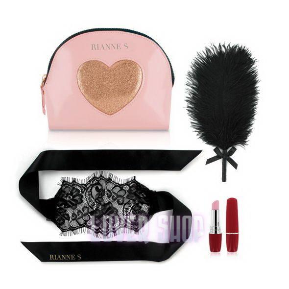 Романтический набор аксессуаров Rianne S Kit dAmour Pink/Gold