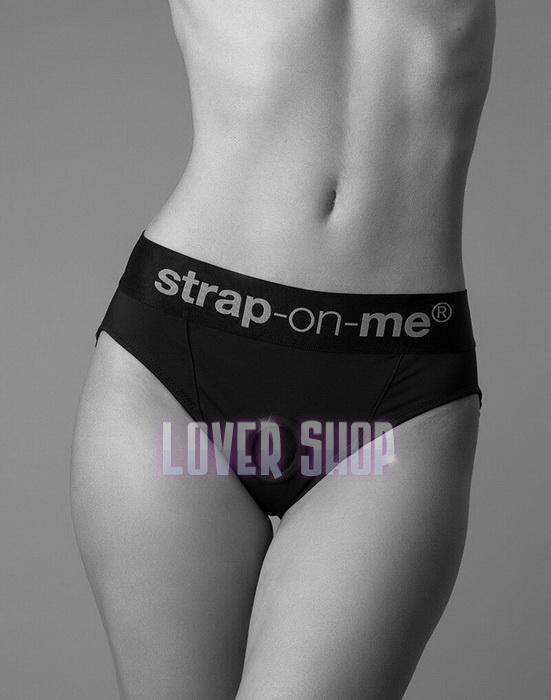 Трусы-стринги для страпона Strap-On-Me Heroine Harness L