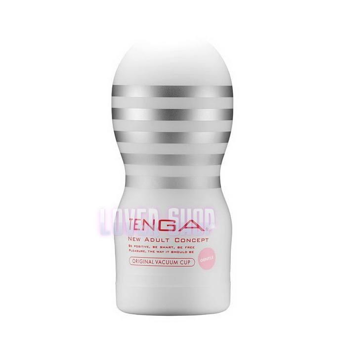 Мастурбатор Tenga Deep Throat Original Vacuum Cup Gentle глубокая глотка с вакуумной стимуляцией