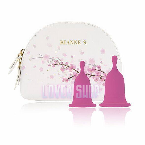 Менструальные чаши RIANNE S Femcare Cherry Cup