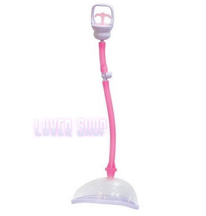 Вакуумная помпа для женщин Vagina Cup with Intra Pump