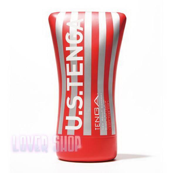 Мастурбатор US Soft Tube Cup Tenga