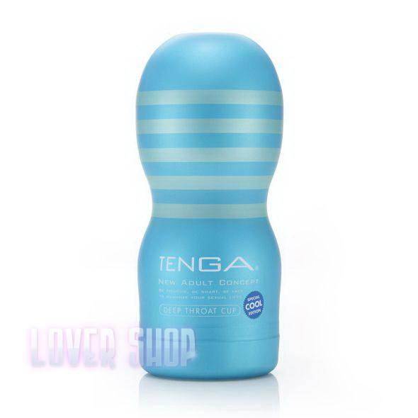 Мастурбатор Deep Throat Cup COOL Edition Tenga