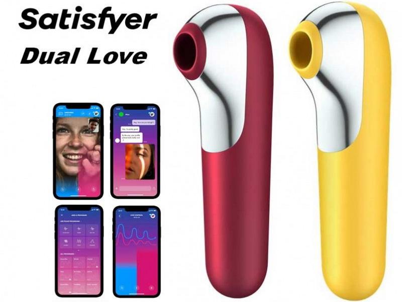 Satisfyer Dual Love - видео-обзор на вибратор